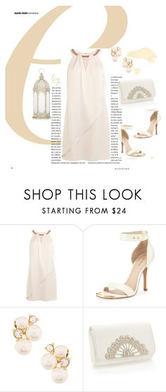"""""""Untitled #175"""" by peggysoans ❤ liked on Polyvore featuring Pour La Victoire and Anne Klein"""