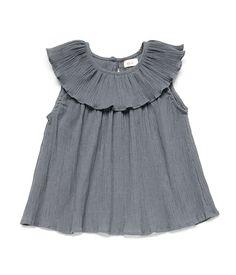 KETIKETA Lolita Top | grey