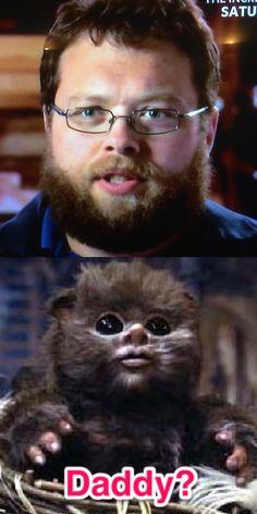 Charles Pol father of Ewok's. (The Incredible Dr.Pol-  Animal Planet)