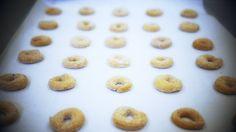 Una preparazione semplice e popolare, con ingredienti tutti del territorio, realizzata nella Pasticceria Mimosa, nel cuore ferito di Tolentino