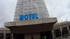Hotel Orbis Gdynia - w końcu w remoncie!!! Do 1 kwartału 2015... Ale działa cały czas :)