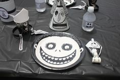 nightmare before christmas party favors - Bing Images