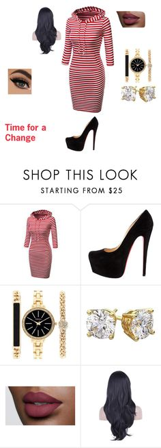 """""""Time for a change"""" by queenkillabossi on Polyvore featuring Style & Co. and Diamondsy"""