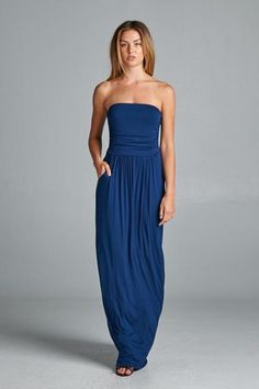 eb463e28d6 Must Have Maxi Dress With Pockets