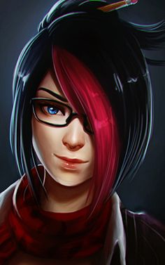 League of Legends - Fiora 250x400