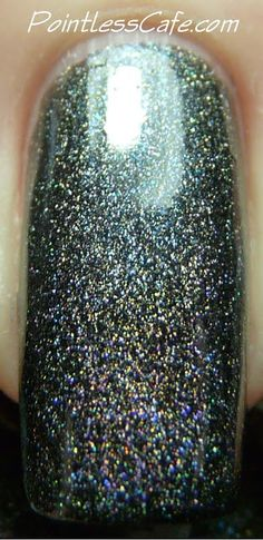 Dollish Polish Space, The Final Frontier - Hyperdrive - Swatches and Review | Pointless Cafe