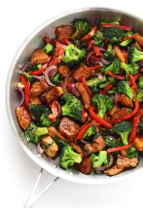 Gimme Some Oven 20-Minute Thai Basil Chicken   Gimme Some Oven