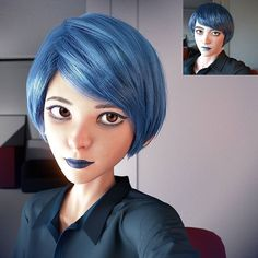 This Artist Is Turning Strangers Into Pixar Characters And It's Pretty Neat