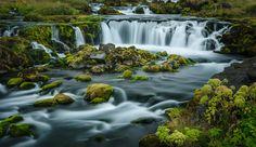 Silky Waters by Johannes Wienke, via 500px