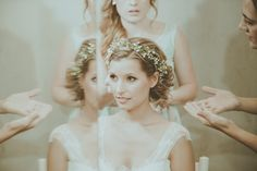 beautiful wedding hair #blackframe photography