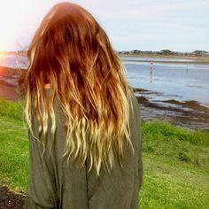 Cheveux Longs Roux