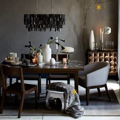 dining room home stylists
