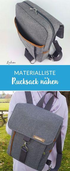 14 besten rucksack kinder Bilder auf Pinterest | Bags sewing, Sewing ...