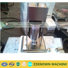 Factory price 2L manual churros maker machine (also produce 3L 5L 7L 10L 12L)
