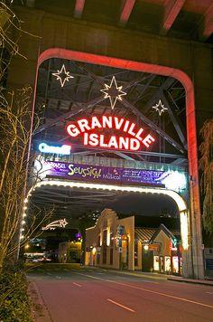 Granville Island, Vancouver, BC, Canada Canada 150, Visit Canada, Visit Vancouver, Vancouver Island, Bergen, West Coast Canada, Granville Island, Largest Countries, Orcas