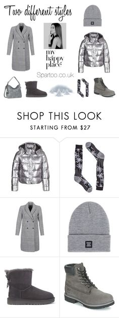 """Get ready for winter !"" by spartoouk ❤ liked on Polyvore featuring ONLY, Rip Curl, Herschel Supply Co., UGG, Timberland, Gabor, timberland, only and ugg"