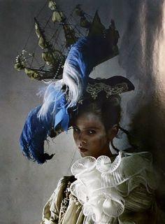 Tim Walker -Vogue Italia ,March 2010