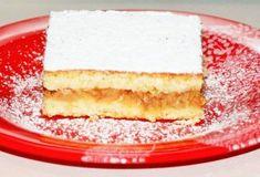 Cartofi gratinati la cuptor cu branza, cascaval, sunca, oua si smantana Vanilla Cake, Cheesecake, Desserts, Food, Tailgate Desserts, Deserts, Meal, Cheese Cakes, Eten