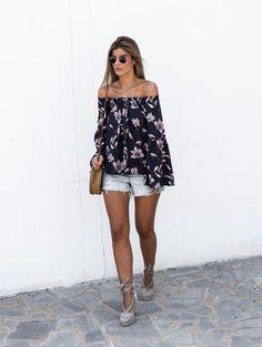 Ms Treinta - Blog de moda y tendencias by Alba. - Fashion Blogger -: OFF SHOULDER