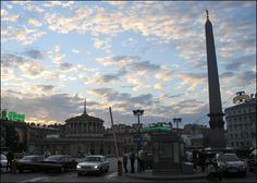 Go to White Nights in St. Petersburg.