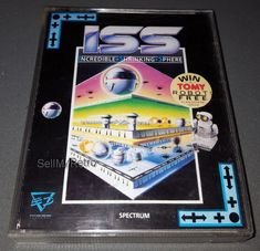 ISS - Incredible Shrinking Sphere: CONDITION:- GREAT COMPATIBILITY:- ZX SPECTRUM 48K / 128K RANGE FORMAT:- CASSETTE CASE/BOX TYPE:- DOUBLE… Exploration, Cassette, Spectrum, Jewel, Computers, Range, The Incredibles, Electronics, This Or That Questions