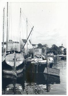 Königsberg, Reisekahn im Hafen