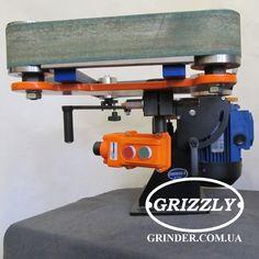 """горизонтальная подача ленты 2""""/72"""" Grizzly"""