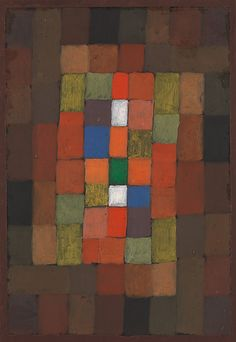 Paul Klee | Static-Dynamic Gradation | The Met