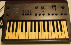MATRIXSYNTH: TECHNICS SY 1010 VINTAGE JAPANESE SYNTHESIZER SN C...