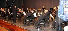Bello concierto por Santa Cecilia de la Banda de Música de Almuñécar