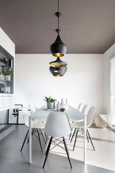 Simple and stylish minimalist apartment designed by Studio Tenca & Associati in Milan - CAANdesign | Architecture and home design blog