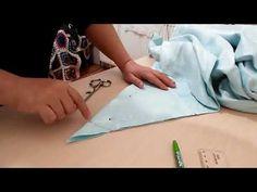 Kolay Köşe Yapımı - YouTube Piercings Ideas, Hem Stitch, Survival Blanket, Work Gloves, Disaster Preparedness, Couture, Diy And Crafts, Playing Cards, Make It Yourself