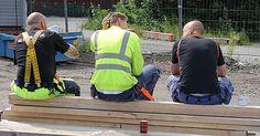Bildresultat för byggarbetare