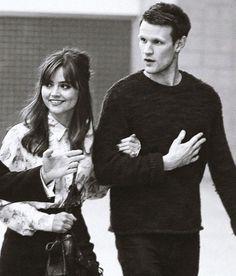 Matt & Jenna. That look amazing together!!!