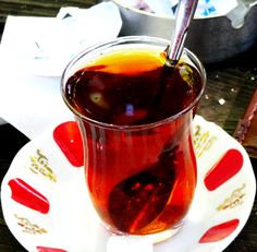 Turkish Tea, Turk Cay, in Turkish Culture, this tea is served constantly for Breakfast, Lunch and Dinner. Having Turkish Tea brings  family members, relatives, friends, and the Turkish society together.