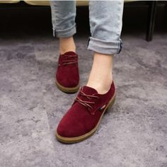 Woman Casual Canvas Slip On Shoes