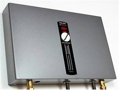 tankless hot water heaters.... how to choose whole house vs point of service and how to calculate how large you need Solar Energy Panels, Solar Panels For Home, Best Solar Panels, Solar Energy System, Solar Power, Tankless Hot Water Heater, Water Heaters, Solar Roof, Solar Projects