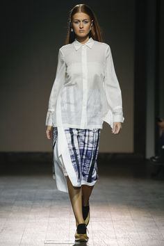 Eloshi Tbilisi Spring 2016 Fashion Show