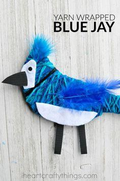yarn-wrapped-blue-jay-craft-4