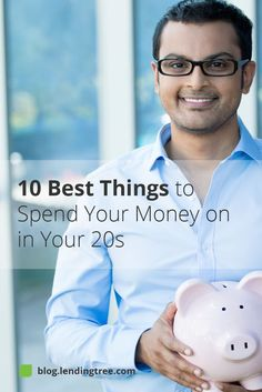 If you're a Millennial, you may still be trying to understand how to best use your money. Here are 10 best things to spend your money on in your 20s.