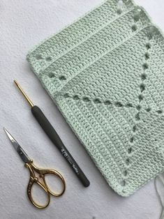 Sechseck Häkeln Simple Hexagon Häkelnstricken Pinterest