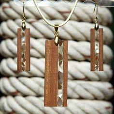 Wooden Earrings, Women's Earrings, Earrings Handmade, Epoxy Resin Art, Wood Resin, Resin Jewelry, Jewelry Art, Resin Pendant, Light Beige