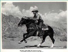 Rex Allen the Arizona Cowboy and KoKo the Miracle Horse