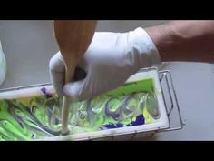 Making and Cutting Lemon Lime Sublime III - YouTube