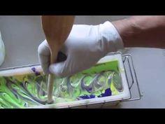 Making and Cutting Lemon Lime Sublime III - YouTube