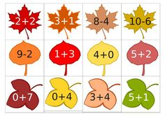 School Decorations, Autumn Theme, Adult Coloring Pages, Math Centers, Pre School, Math Activities, Diy And Crafts, Numbers, Classroom