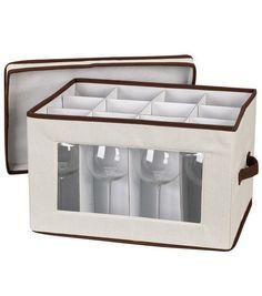 attractive boite de rangement pour verres id es de. Black Bedroom Furniture Sets. Home Design Ideas