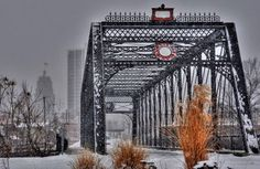 ~*~ The Historic Wells Street Bridge ~ ~ Bloomingdale Neighborhood Association ~ ~ Wells Street Corridor ~*~