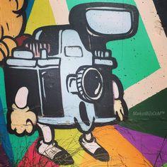 Mein 400'stes Instagram Foto. #iZoOoM #consiliarius #Graffiti #StreetArt #Mallorca