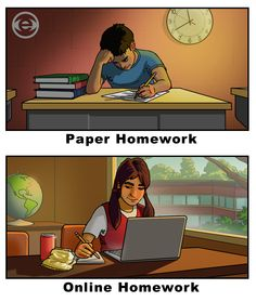 Automatically graded homework at OpenEd.com!  Available for Computer, Chromebook, iPad, Android and Kindle - free homework for every CCSS standard.